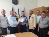 Cetăţeanul de onoare al IPJ Suceava este un câmpulungean