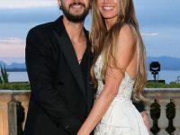 Heidi Klum şi muzicianul Tom Kaulitz, nuntă pe un iaht de lux după căsătoria în secret