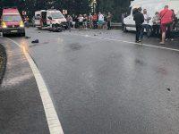 Motociclist mort la Poiana Stampei