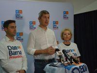 Dan Barna speră să nu existe un blat între PSD şi PNL pentru alegerile prezidenţiale