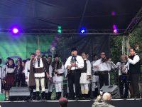 Concert folcloric eveniment la Vatra Dornei