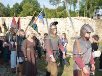 Aproape 27.000 de spectatori au fost la Festivalul de artă medievală din Suceava