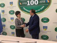 Gheorghe Flutur a discutat cu ambasadorul Chinei despre cooperarea în diverse domenii