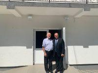 Noul sediu al Primăriei Buneşti a fost inaugurat
