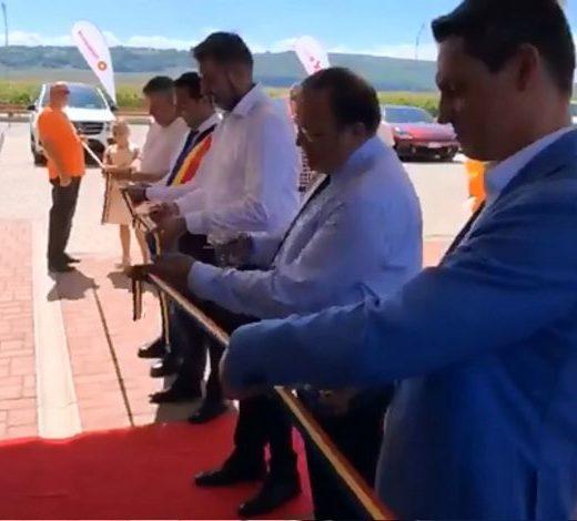 Un sucevean din diaspora a investit 1,5 milioane de euro într-un complex cu staţie de carburanţi, restaurant şi spălătorie auto