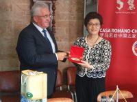 Primarul Ion Lungu a vorbit cu ambasadorul Chinei despre viitoarea înfrăţire a Sucevei cu Yinchuan
