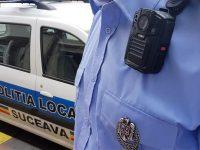 Intervenţiile Poliţiei Locale Suceava sunt înregistrate audio/video