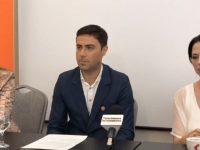 Radu Adrian Rey, candidatul alianţei USR – PLUS la primăria Vatra Dornei