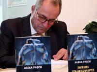 """Alexa Paşcu şi """"Iubiri zbuciumate"""", în faţa cititorilor fălticeneni"""