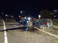 Soţ şi soţie, morţi într-un accident la ieşirea din Stroieşti spre Ilişeşti