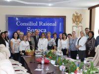 O delegaţie a DGASPC Suceava, în schimb de experienţă la instituţia corespondentă a raionului Soroca