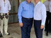 Preşedintele Flutur a convenit cu omologul său polonez din Podkarpackie proiecte comune