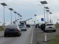 Traficul rutier pe bulevardul Sofia Vicoveanca a scăzut cu peste 91.000 de autovehicule lunar