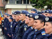 """O nouă generaţie de jandarmi a absolvit Şcoala Militară de Subofiţeri de Jandarmi """"Petru Rareş"""" din Fălticeni"""