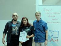 Suceveanca Sorina Rîndaşu a luat premiul II la concursul LicART