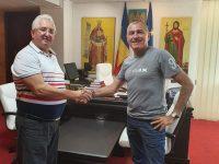 Primarul Ion Lungu, încrezător că antrenorul Petre Grigoraş va readuce Foresta în Liga a II-a la fotbal