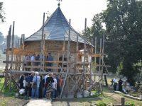 Mănăstirii Dragomirna i s-a redat veşmântul de lumină