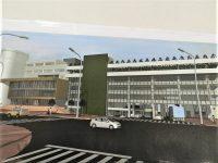 Peluza stadionului Areni va fi dărâmată pentru a face loc parcării supraetajate