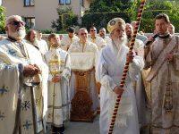 """ÎPS Pimen, în Parohia """"Sf. Împăraţi Constantin şi Elena"""""""