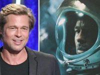 Brad Pitt va vorbi cu un membru al echipajului ISS după ce a jucat rolul unui astronaut