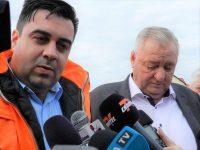 Răzvan Cuc anunţă că modernizarea DN 18 va fi finalizată în termen de trei săptămâni