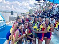 Canotorii suceveni au obţinut aur şi argint la Campionatele Europene de Canotaj Tineret U23 din Grecia