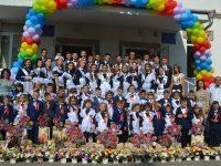 Primul sunet la şcoala din Volovca a vibrat prin magia Limbii Române