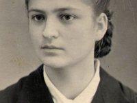Valeria Cijevschi în adolescenţă