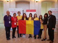 """Eleva Andreea Gînga de la CN """"Petru Rareş"""" a obţinut premiul al III-lea la proba orală pe echipe"""