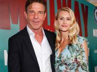 Actorul Dennis Quaid s-a logodit cu iubita lui, Laura Savoie