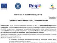 Diversificarea productiei la Lemnplai SRL