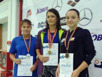 Paisprezece medalii pentru suceveanca Maria Verciuc