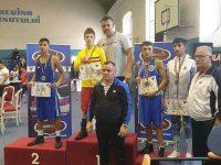 Două medalii pentru pugiliştii suceveni la Campionatul Naţional pentru juniori