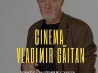 Alături de Vladimir Găitan, o săptămână dedicată filmului românesc