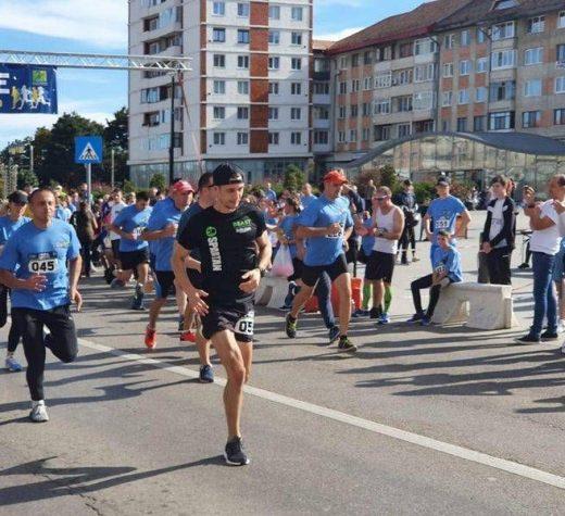 Peste 650 de persoane au alergat la a V-a ediţie a Crosului Sucevei