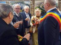"""20 de """"cupluri de aur"""" din Suceava au fost sărbătorite la Primărie"""