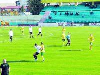 """Festival de goluri pe stadionul """"Areni"""""""