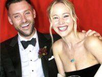 Jennifer Lawrence s-a căsătorit în Rhode Island în cadrul unei ceremonii private