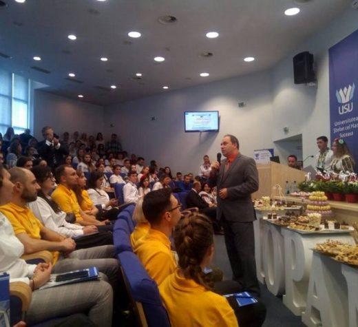 """Zi de sărbătoare la Facultatea de Inginerie Alimentară de la Universitatea """"Ştefan cel Mare"""" din Suceava"""