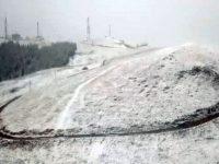 A nins de vineri în judeţul Suceava