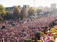 Peste 78.000 de pelerini s-au închinat la racla cu moaştele Sf. Cuv. Parascheva – un record al ultimilor ani