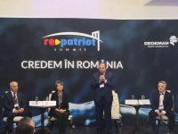 """""""Trebuie să dăm oameni politici mai buni, să concediem mediocritatea, să facem ceva mai mult pentru România"""""""