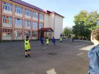 """Cupa Toamnei, o iniţativă sportivă deosebită la Şcoala """"Grigore Ghica Voievod"""" din Iţcani"""
