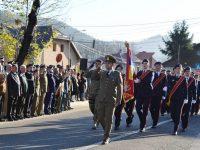 Elevii militari câmpulungeni au sărbătorit Ziua Armatei României