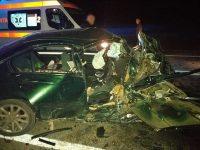 Două vieţi curmate pe loc din cauza inconştienţei la volan