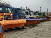 Primarul Sucevei a descins la baza pentru intervenţii pe timp de iarnă a Diasil Service