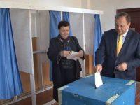 Preşedintele Gheorghe Flutur a votat pentru o Românie normală, sănătoasă, care să meargă spre dezvoltare, spre Europa, spre bunăstarea oamenilor