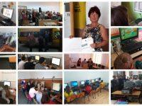 Două şcoli şi două ONG-uri din judeţul Suceava au primit 60 de calculatoare ca donaţie în sprijinul unor proiecte educaţionale