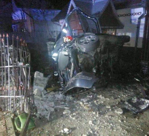 Grav accident rutier, soldat cu pierderea unei vieţi omeneşti