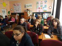 """Consfătuirea cadrelor didactice din învăţământul primar la Şcoala Gimnazială """"Al. I. Cuza"""" Fălticeni"""